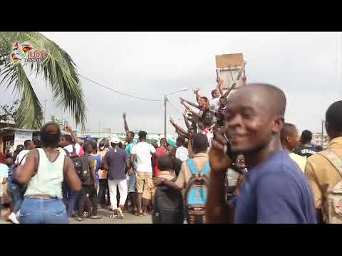 Liberation de Gbagbo_yopougon en feu
