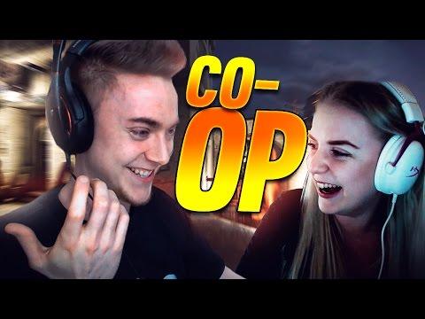 CS:GO - CO-OP with Kath