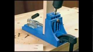 Stumpy Nubs Review- Kreg Mini-pocket Hole Jig