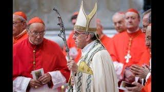 FLAT EARTH BRITISH, Vatican Police Raid
