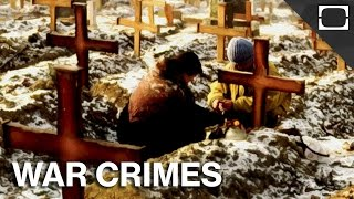 What Is A War Crime?