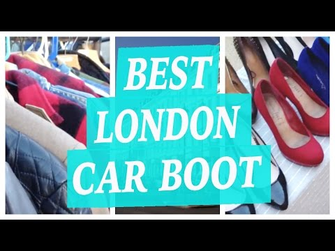 Capital Carboot Sale (Pimlico, London) - Best Carboot in London?