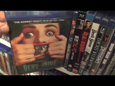 Horror Blu ray Collection (Part 1) streaming vf