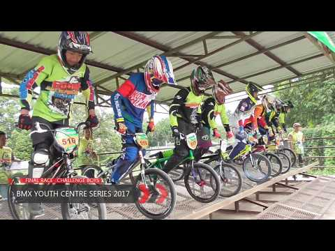 FINAL RACE CHALLENGE BOYS 13 14 #BMX YOUTH CENTRE SERIES 2017