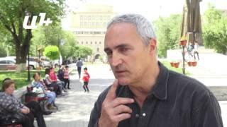 «Հայաստանը օկուպացված է»  Տիգրան Խզմալյան
