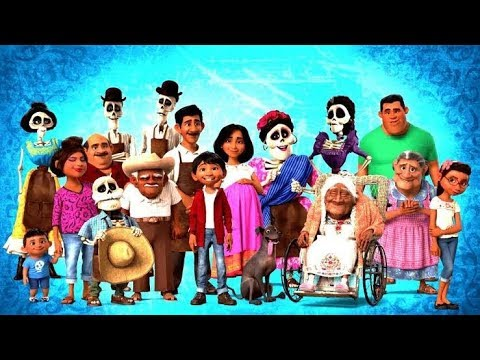 Coco hindi&urdu language /heart touching animated movie for kinds/2018 #hd# New cartoons movie full movie | watch online