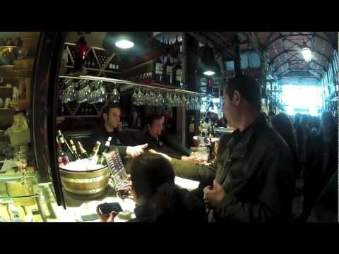 Madrid: the Center, Food & Culture part 2/2 (Travel Videoblog 018)