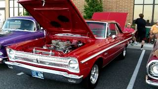 1965 Plymouth Belvedere 426 Max Wedge