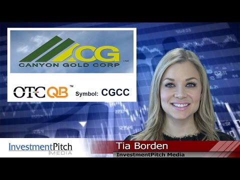 Canyon Gold's (OTCQB:CGCC) Patented Passive Scanner Profiled by InvestmentPitch Media