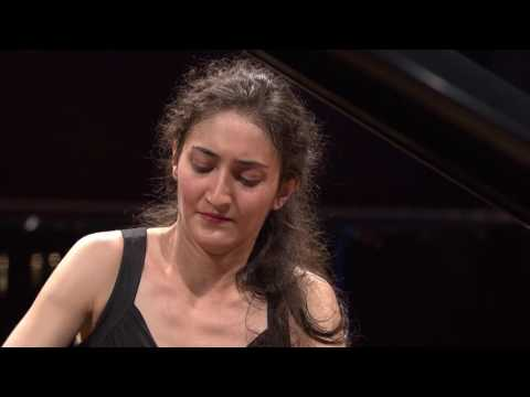 Hélène Tysman – Prelude in D minor, Op. 28 No. 24 (third stage, 2010)