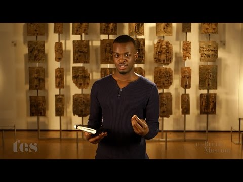 George the Poet – The Benin bronze