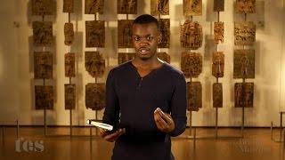 George the Poet – The Benin bronze