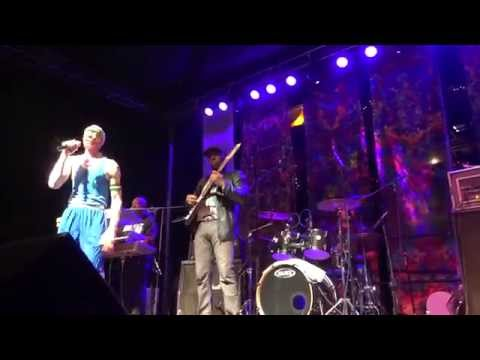 King Yellowman 'Letter to Rosey' Unity Festival September 13, 2014 Guerneville, Ca