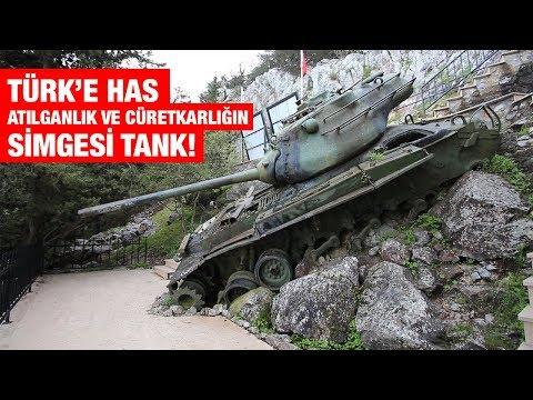 KIBRIS'IN ÖTEKİ YÜZÜ   2. BÖLÜM   Beşparmak Dağları'nda Bir Tank