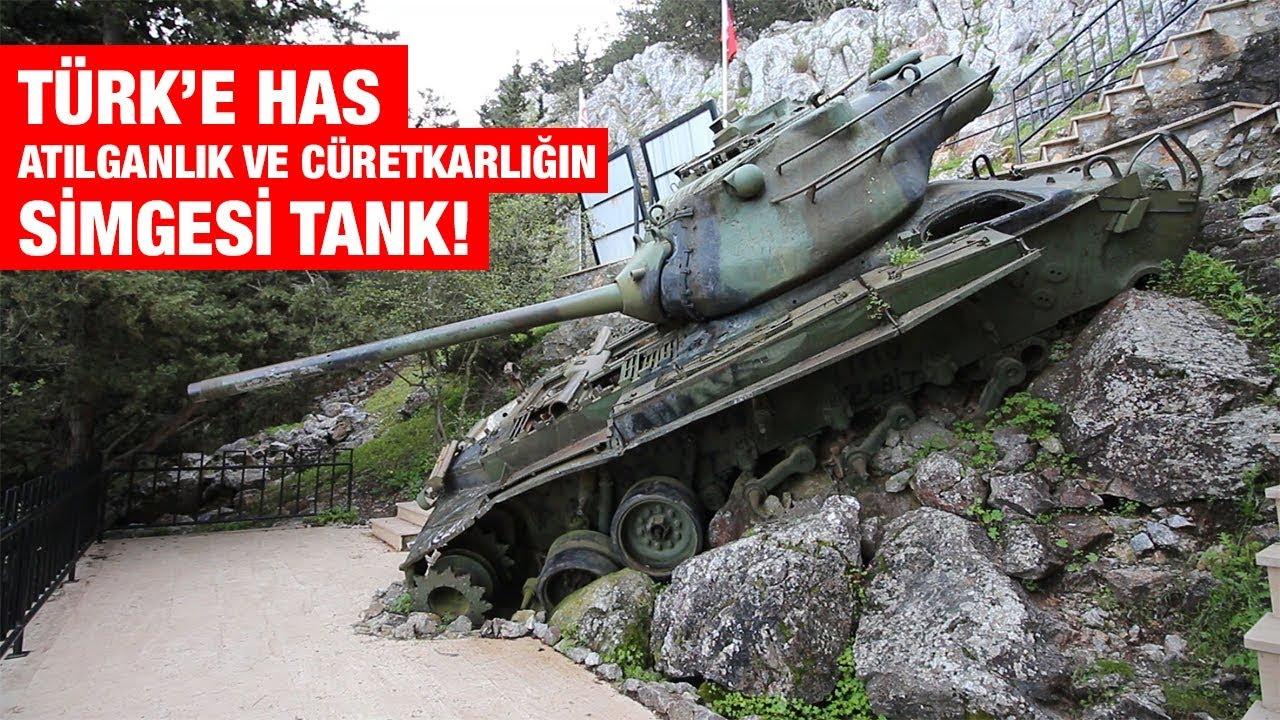 KIBRIS'IN ÖTEKİ YÜZÜ | 2. BÖLÜM | Beşparmak Dağları'nda Bir Tank