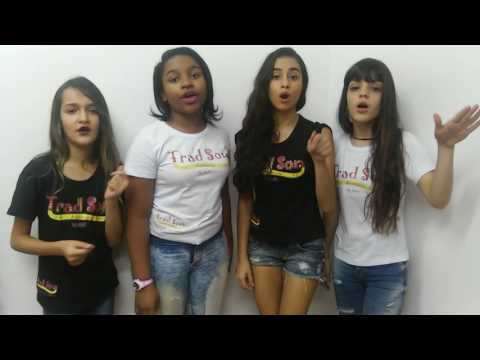Work From Home - Fifth Harmony - Cover Mirim - Little Singers