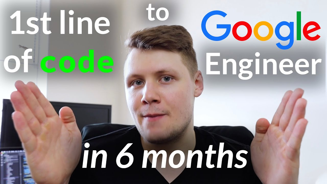 Download How I Learned to Code in 6 Months - And Got Into Google