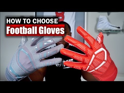How To Choose The Best Football Gloves