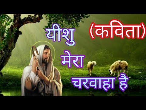 यीशु मेरा चरवाहा है रहता है मेरे साथ