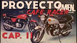 KAWASAKI KZ550 - CAFE RACER Part11