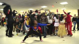 Central High School Harlem Shake!