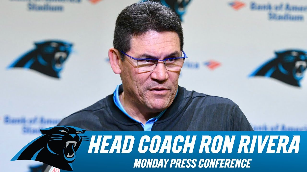 """So many fond memories."" Ron Rivera reacts to being let go after ..."