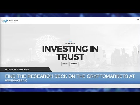 Cryptocurrency Hedge Fund - Wavemaker Genesis, Investing in Cryptocurrencies