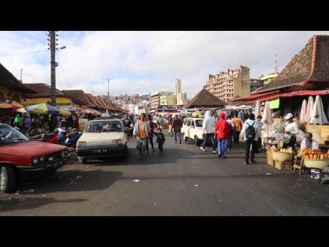 Madagascar Antananarivo Centre ville / Madagascar Antananarivo City center