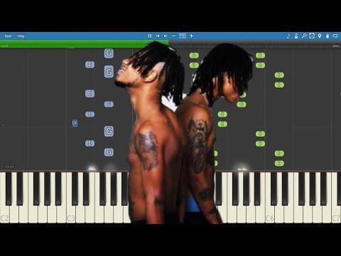 Black Beatles Piano Arrangement - Rae Sremmurd - Christian Pearl Piano Cover