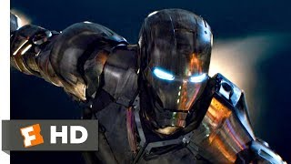 Iron Man (2008) - Handles Like a Dream Scene (7/9) | Movieclips