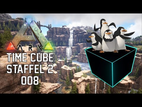 ARK TIME CUBE 2 | #08 WIR RAIDEN BEAM | Ark German | PvP