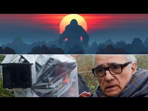 De Scorsese ao retorno de King Kong