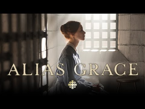 Watch the New Trailer for Alias Grace. New Mini-Series Begins September 25 on CBC