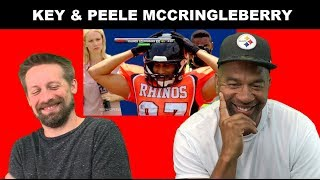 Key & Peele REACTION McCringleberry's Excessive Celebration