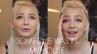 Someone Tried To Rob My House While I Was There Storytime Hannah Blair