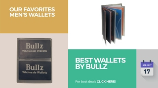 Video Best Wallets By Bullz Our Favorites Men's Wallets download MP3, 3GP, MP4, WEBM, AVI, FLV Juni 2018