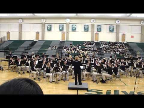 Voyages on a Rowing Song Scott Middle School Band