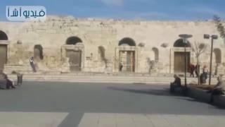المدرجات الرومانية في الأردن تعبر عن عظمة الدولة الرومانية القديمة