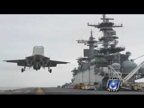 KRIS 6 News Exclusive: The Future Of Naval Aviation