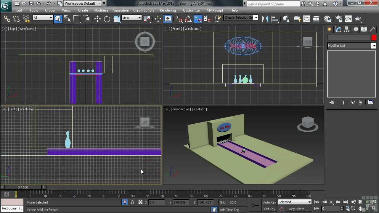 3ds max 2013 tutorial 3d modelling techniques for for Tutorial 3d max