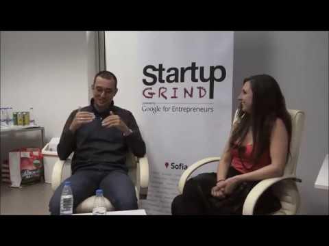 Startup Grind Sofia hosts Vassil Terziev from Telerik