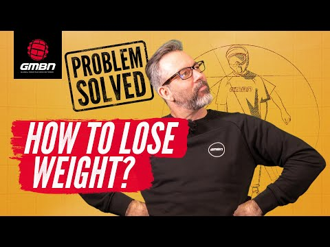 How To Lose Weight Mountain Biking | MTB Problems Solved With GMBN