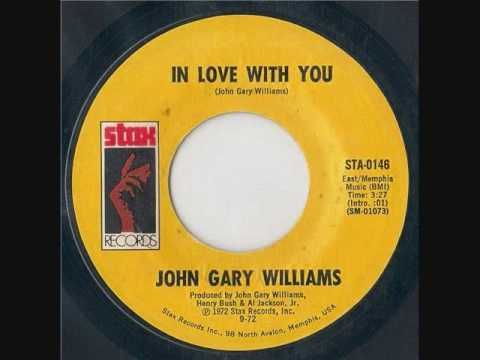 In love with you-John Gary Williams.wmv