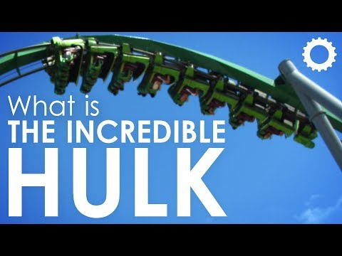 What is: The Incredible Hulk - Universal's Islands of Adventure