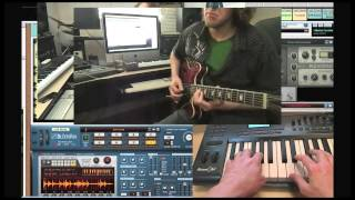 How to record a song using Reason 7