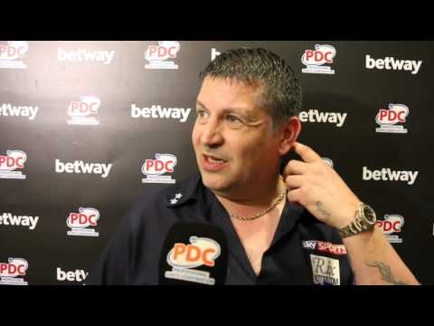 Gary Anderson picks up a vital 3 points in Birmingham
