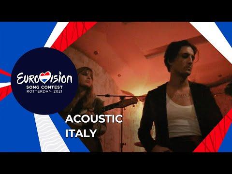 Måneskin - Acoustic version of Zitti E Buoni - Italy ?? - Eurovision 2021