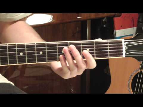 The Kinks Waterloo Sunset Guitar Tutorial