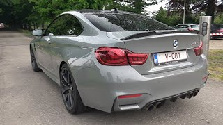 BMW M4 CS (460HP) - Start Up, Driving, Accelerations!