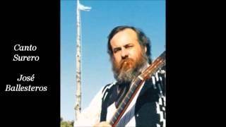 José Ballesteros - Celebración del Paisano